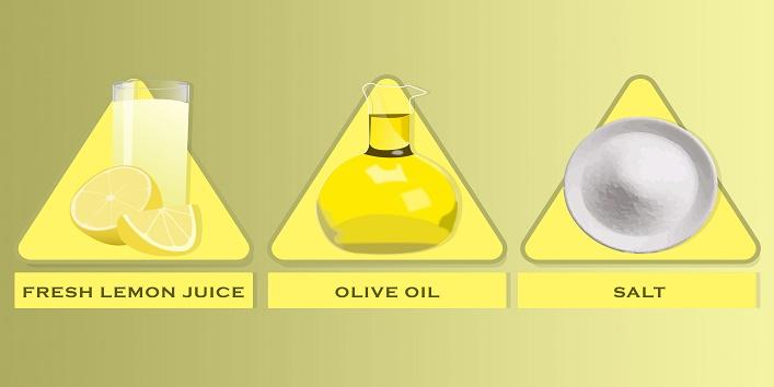 fresh-lemon-juice-olive-oil-salt