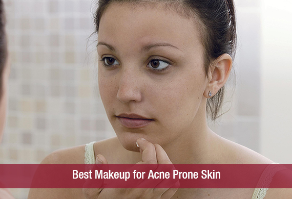 Read Onu2026Makeup for Acne Prone Skin