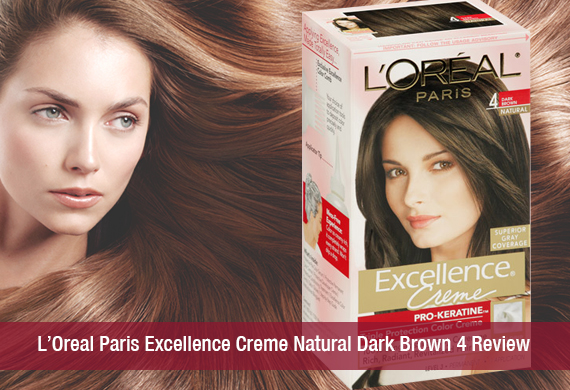 L Oreal Excellence Natural Light Brown Review