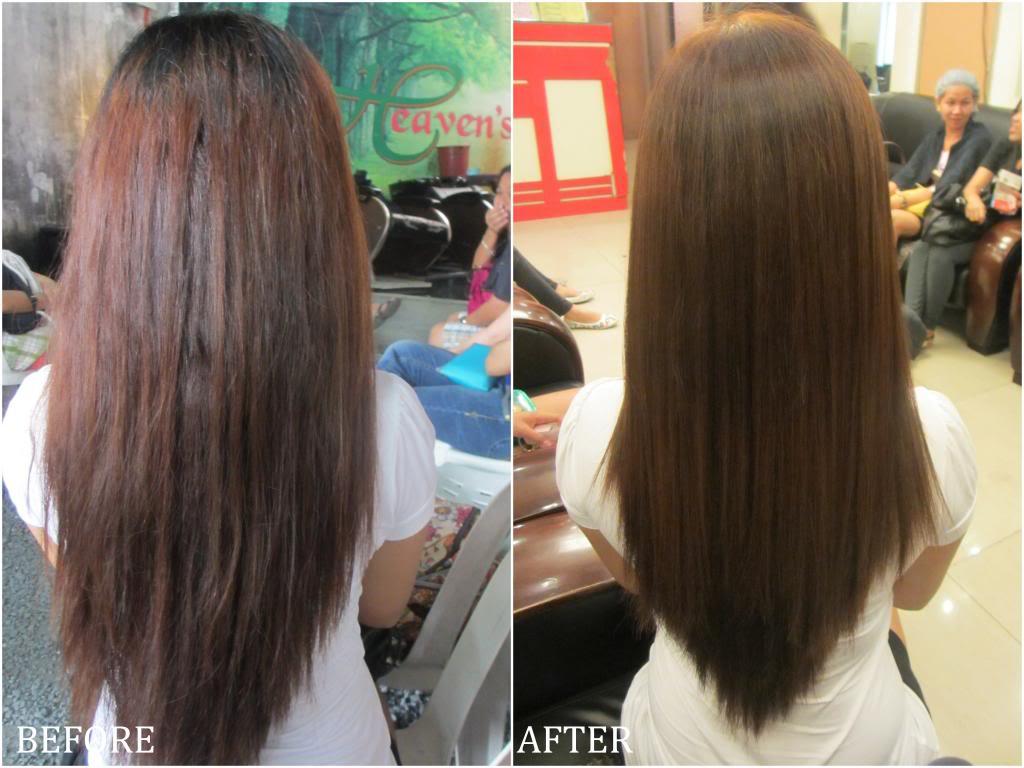 Hair Rebonding – For Uber Sleek, Straight and Shiny Hair