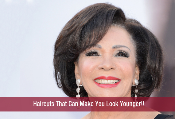 Haircuts That Can Make You Look Younger