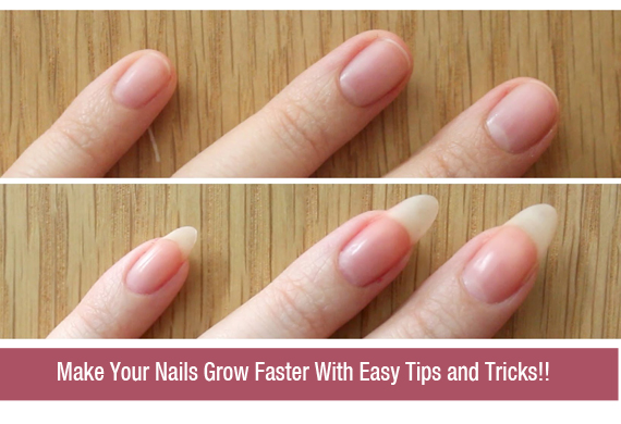 How To Make Nails Grow Faster Youtube 117