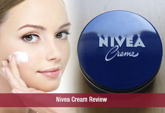 nivea cream for acne scars