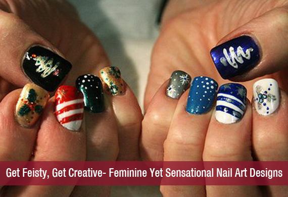 Get Feisty, Get Creative
