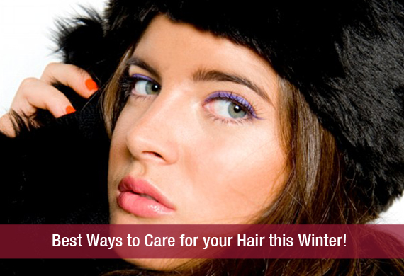 Hair care for winter