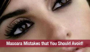 Mascara Mistakes that You Should Avoid!