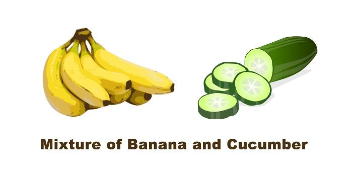 mixture-of-banana-and-cucumber