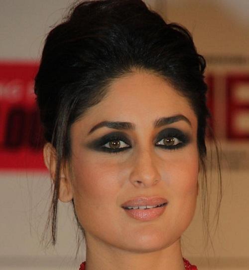 Kareena Kapoor Eye Makeup Tutorial- khoobsurati