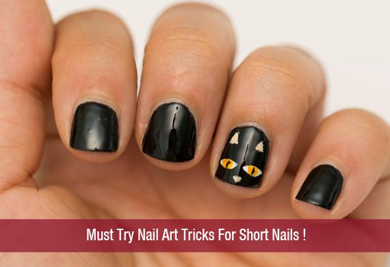 Nail Art Tricks For Short Nails