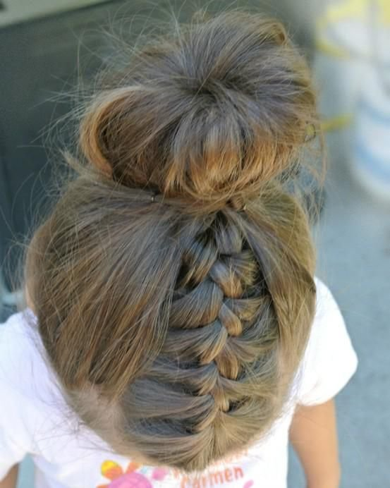 Awesome 5 Uber Cool And Lovely Hairstyles For Little Girlskhoobsurati Hairstyles For Women Draintrainus