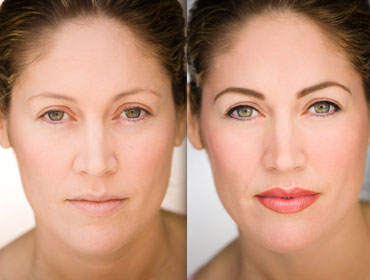 how to make a cold sore look less noticeable