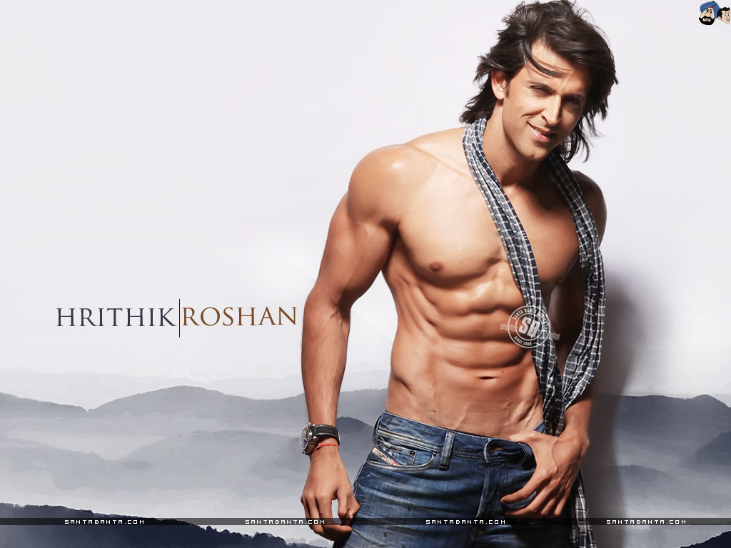 Hrithik Bodycondition Images Com: Bollywood Celebrities With Perfect Toned Bodies- Khoobsurati