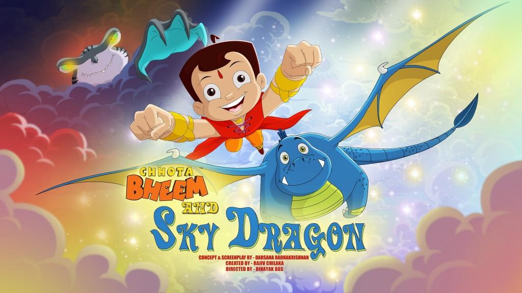 CB Movie - Skydragon Final Poster