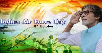 Moment of Pride- 83rd Indian Air Force Day Celebration1