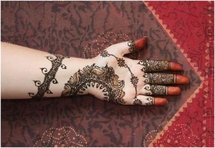 The Palm Henna (7)