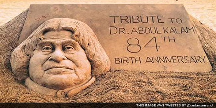India Wishes Happy Birthday Apj Abdul Kalam