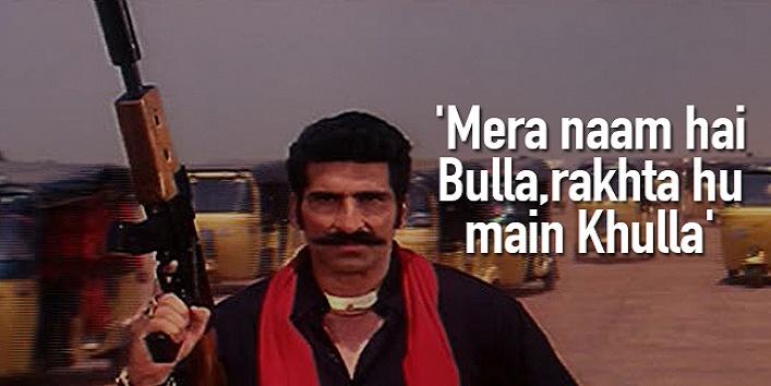 Image result for naam hai bulla rakhta hu khulla