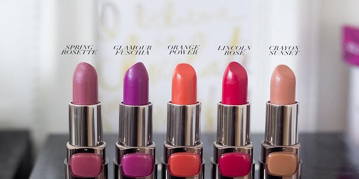 loreal moist matte lipsticks