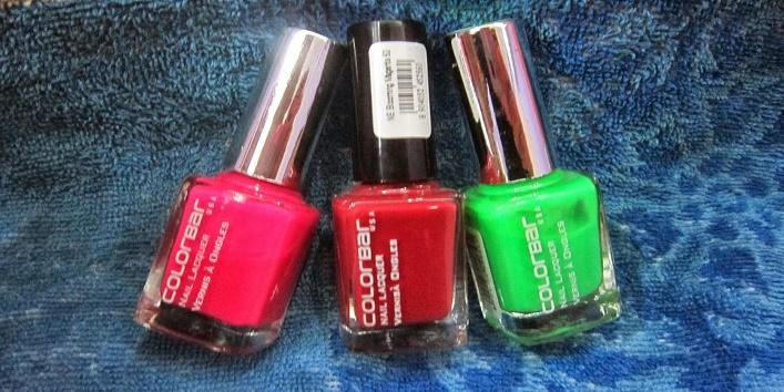nail color colorbar