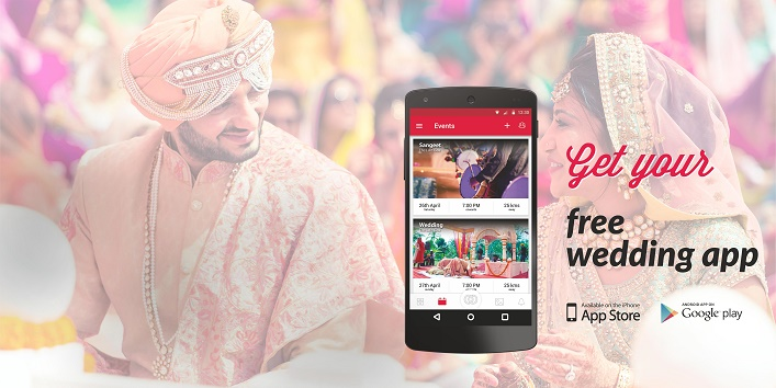 """This """"WedTalk"""" app is Perfect for DIY Wedding Invite1"""