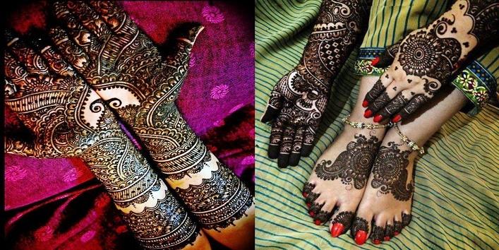 Bombay Style Mehndi Designs11