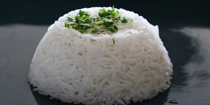 Eating white rice everyday4