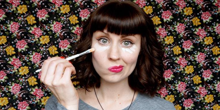 Sweat-Proof makeup9