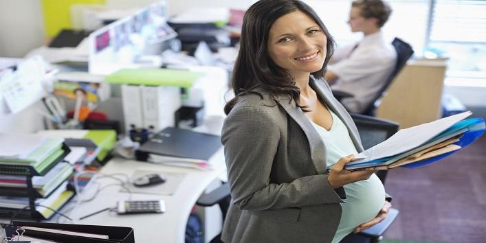 Working Women During Pregnancy2