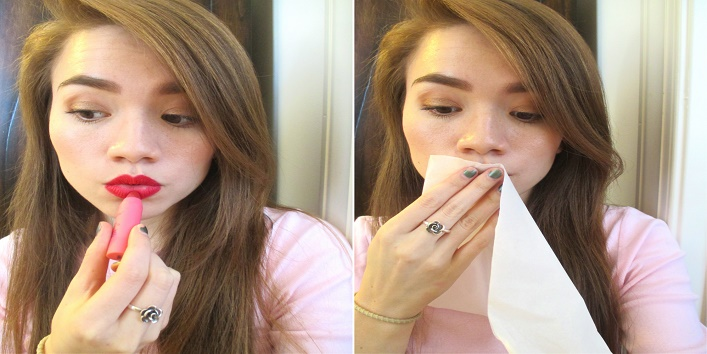 Tips to Avoid Lipstick Stains3