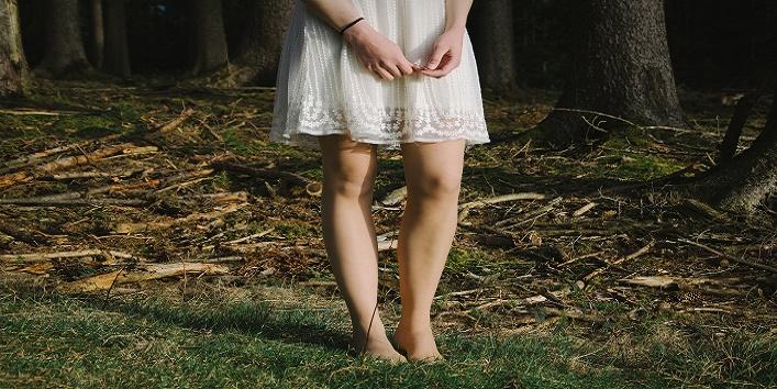 Walking Barefoot3