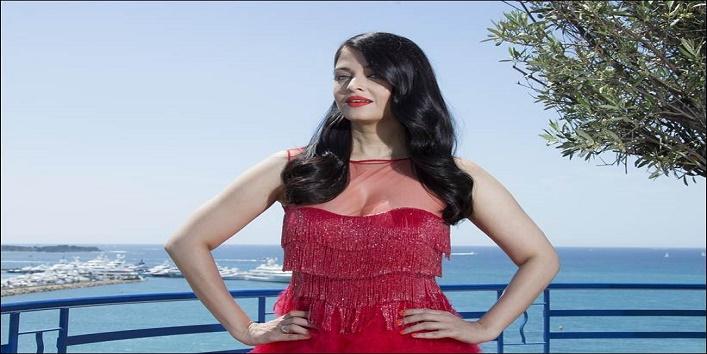 Actress Aishwarya Rai Bachchan poses during portraits at the 69th international film festival, Cannes, southern France, Saturday, May 14, 2016. (AP Photo/Joel Ryan)