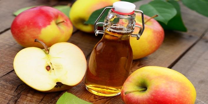 Apple Cider Vinegar for toning and eliminating bacteria