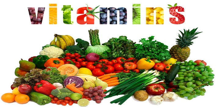 Add more vitamins to your diet