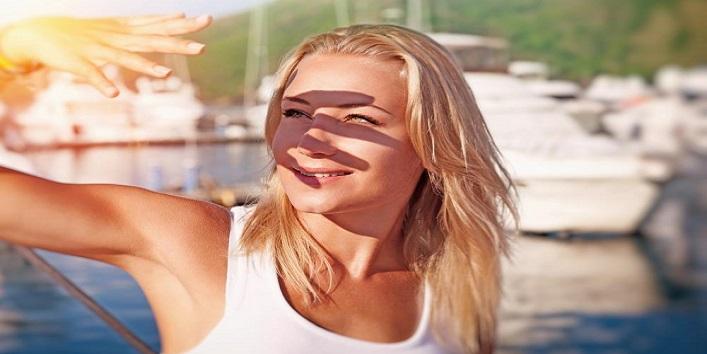 Avoid direct sunlight