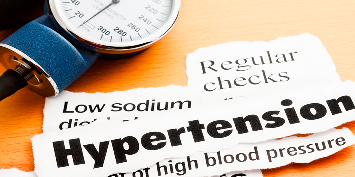 Curb hypertension
