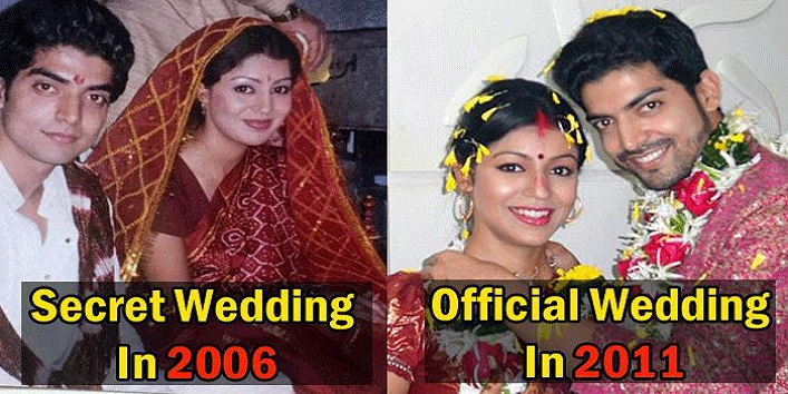 Gurmeet Choudhary - Debina Bonnerjee