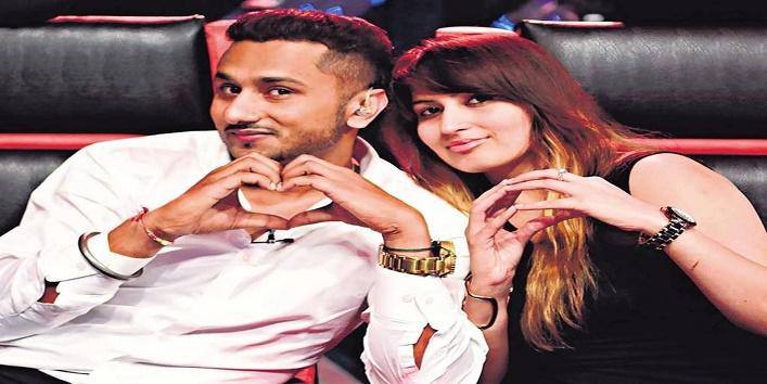 Honey Singh and Shalini Singh