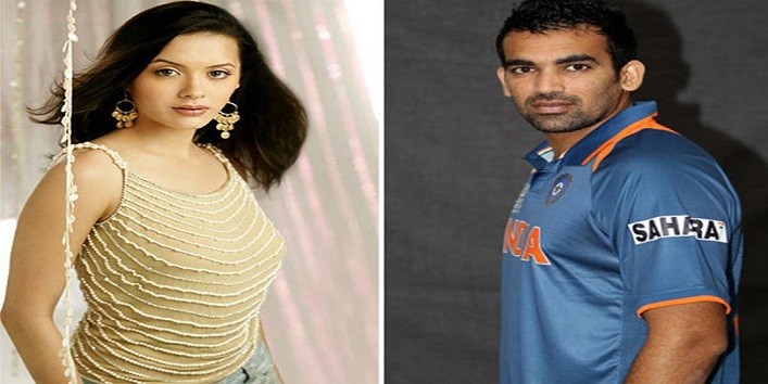 B-Town Actresses Who Had An Affair With Famous Cricketers ...