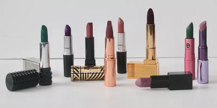 Lipstick with last long formula