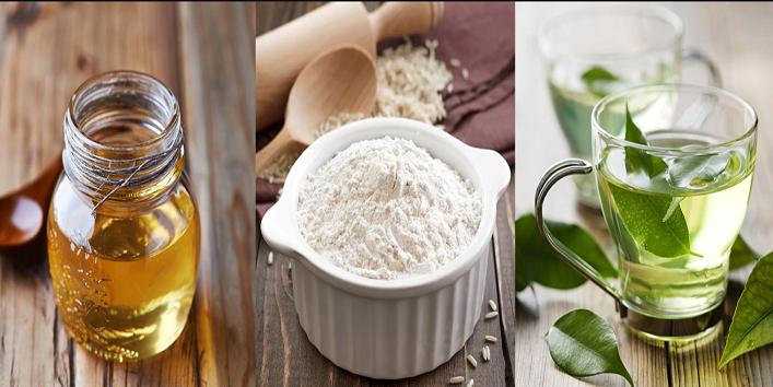 Rice-flour-pack