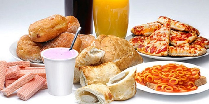 Say goodbye to processed food