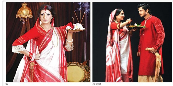 And-at-last-drape-the-saree