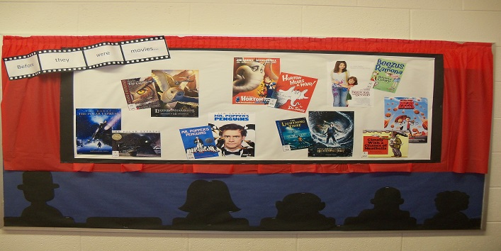 Bookmarks and Bulletin Board
