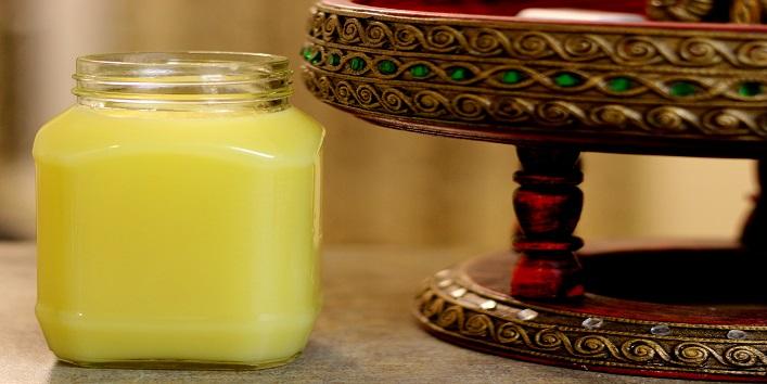 Expiry of homemade ghee