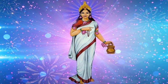Goddess-Brahmacharini