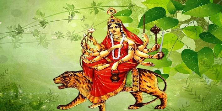Goddess-Chandraghanta