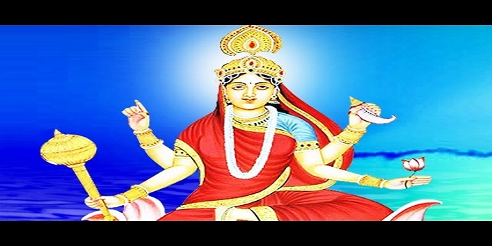 Goddess-Siddhidatri