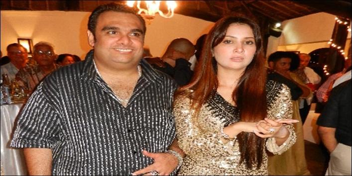 Kim Sharma and Ali Punjabi
