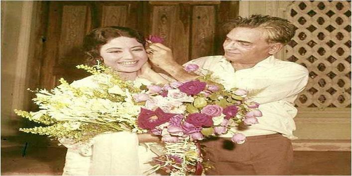 Meena-Kumari-and-Kamal-Amrohi