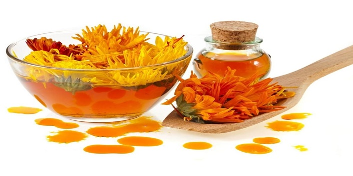 Use-Calendula-florets-to-combat-free-radicals